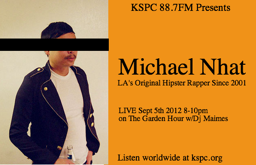 Michael Nhat KSPC Hip-Hop