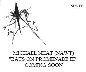 Bats On Promenade EP COMING SOON AD
