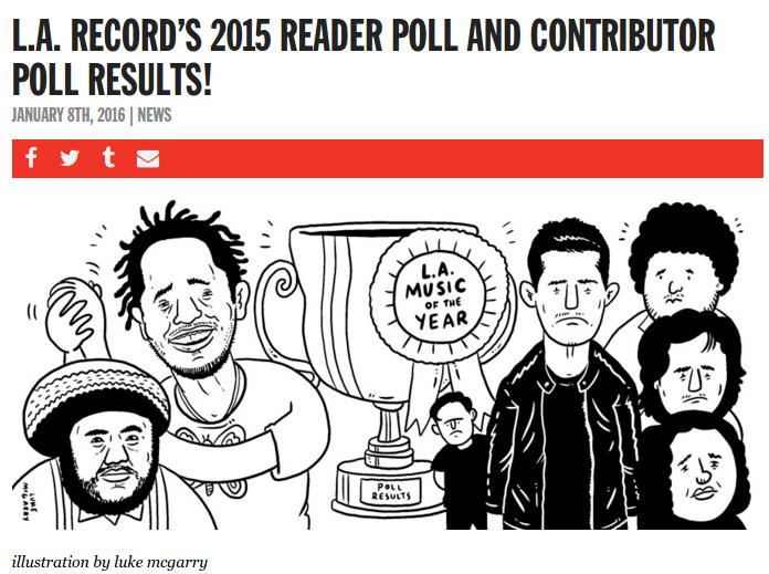 LA Record poll