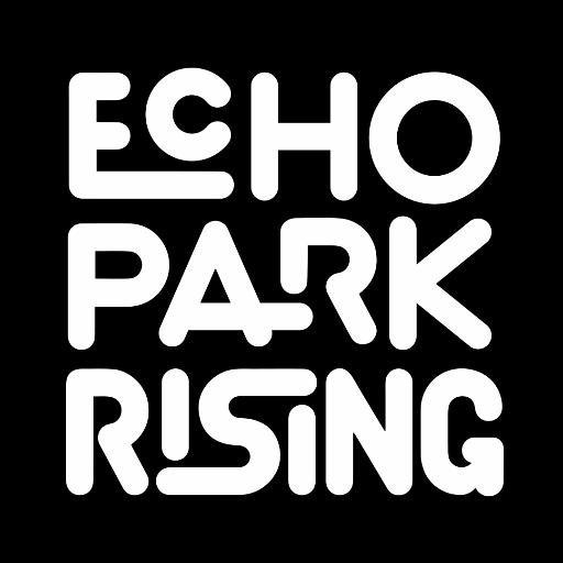 echo park rising logo