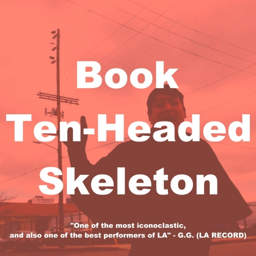 book ten-headed skeleton