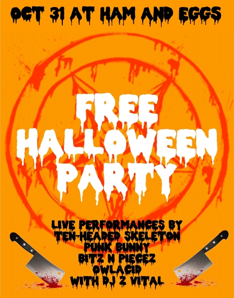 Halloween Show 2018 Oct 31
