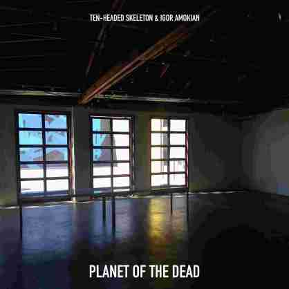 PLANET OF THE DEAD FRONT COVER ART