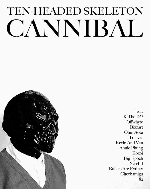 Cannibal by Ten-Headed Skeleton