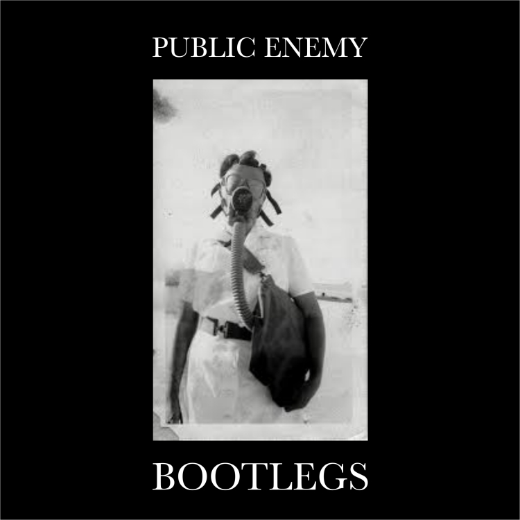 Public Enemy-Bootlegs Cover